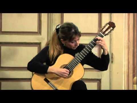 Johann Kaspar Mertz, Elegie - Sara Gianfelici (chitarra)