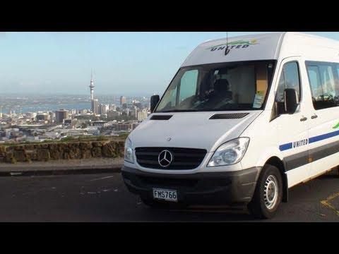 #1362 Auckland To Paihia: Motorhomes, Mountains And Beautiful Toilets