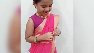 Yaradi Nee Mohini Baby Lisha Dubsmash | Tik Tok Tamil Musically Dubsmash