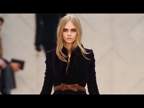 GLAMOURTV The Great Cara Delevingne