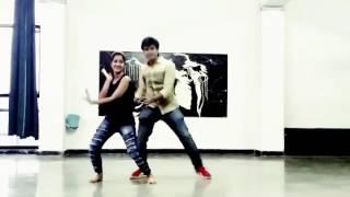 Bollywood duet dance choreography by Subrahmanyam Yadav with Divyani Gupta.
