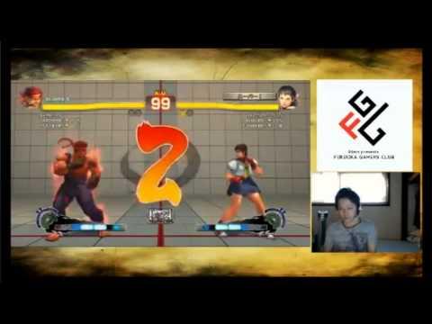 USFIV - Daigo Umehara (Evil Ryu) vs. Dunhiller (DeeJay/Sakura) *Oct 5, 2014