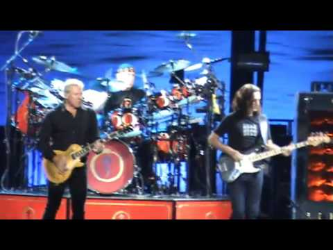 Rush - Entre Nous 7-28-2007 Video