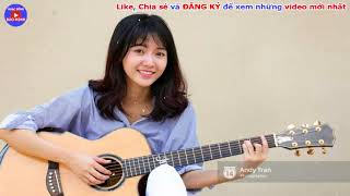 Liên Khúc Nhạc Hòa Tấu Không Lời - Guitar em gái Giang My - Cha Cha Cha Hay Nhất 2018