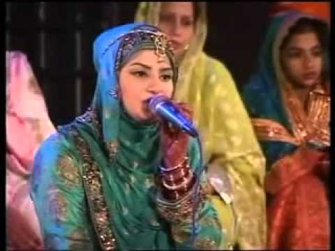 Zameen Maili Nahin Hoti Chaman Mela Naat Mp4 - Hooria Rafiq Qadri Naats Mp4 Videos video