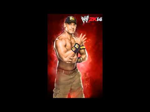 John Cena Theme Song - the Time Is Now - Wwe 2k14 Arena Effect video