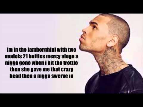 Chris Brown - Mercy