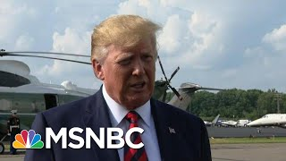 Will Trump Continue His Greenland Buying Talk During Visit To Denmark? | Morning Joe | MSNBC