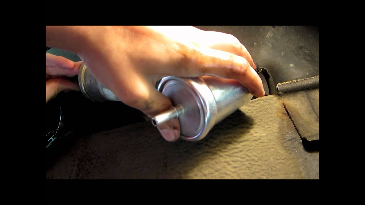 tuto changer filtre essence twingo how change gas filter