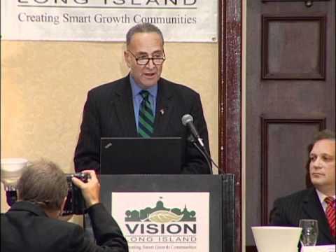 Senator Schumer 2011 Smart Growth Summit