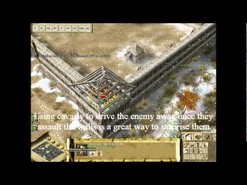 Lets Play: Praetorians! Mission 9: Cold Treason Part 1