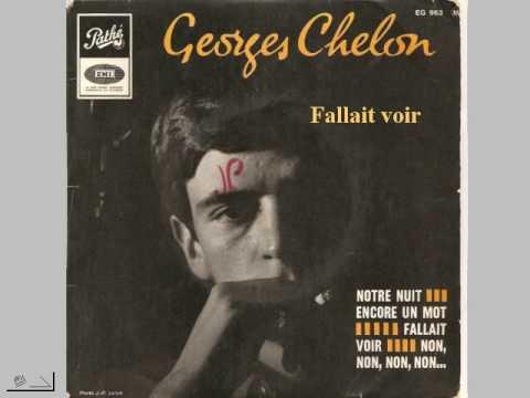 Georges Chelon - Fallait voir