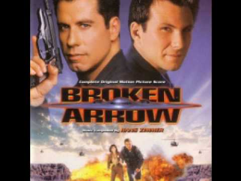 03 Stealth - Hans Zimmer - Broken Arrow Score