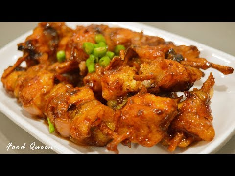 How to Make Paneer Satay at Home | Veg Quick and Easy Homemade Snack