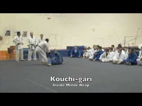 15 BASIC JUDO THROWS - LA VALLEY COLLEGE Image 1