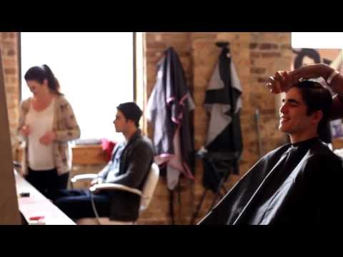 G&F Behind the Scenes: Men's Fashion Shoot