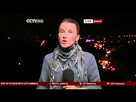 Convoy stopped on Russia-Ukraine border