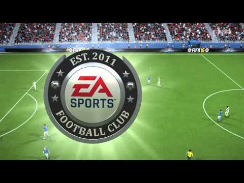 FIFA 16 - USA vs. Italy Women's International Friendly Gameplay