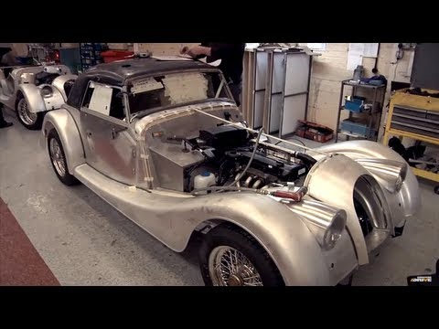 Morgan Motor Company The Most Honest Car Factory In The