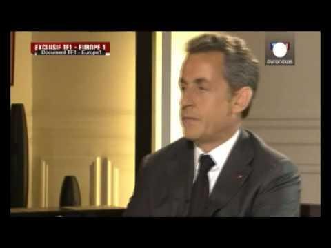 Sarkozy denies corruption allegations