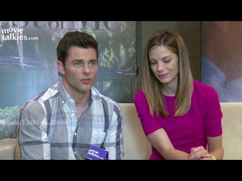 Exclusive Interviews Of James Marsden, Michelle Monaghan And Michael Hoffman