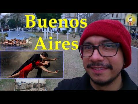 Buenos Aires, Argentina - Especial Arte e Cultura - Turismo - Digitalismo