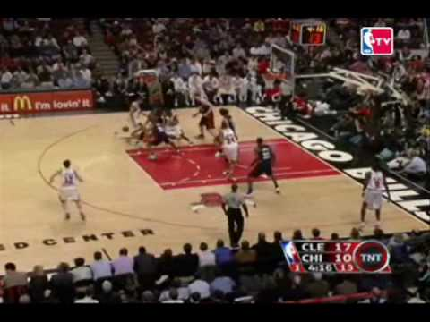 LeBron James- Dunks! Video