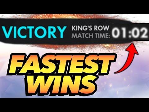 Overwatch - Fastest Wins