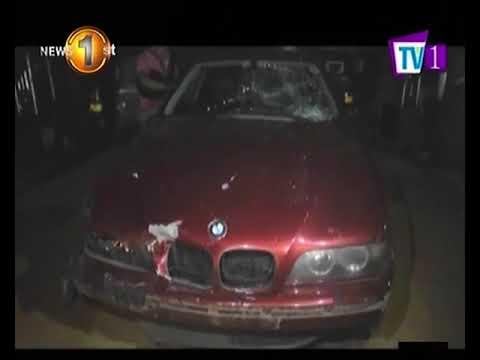 accident in weheraka|eng