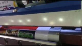 Roll To Roll Printing Machine In India | XIS 1602 Roll To Roll Printer