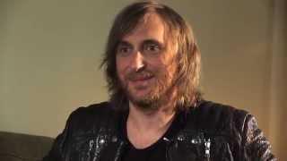 David Guetta - VEVO News Interview