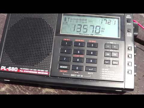 China Radio International heard Direct from Beijing on Shortwave