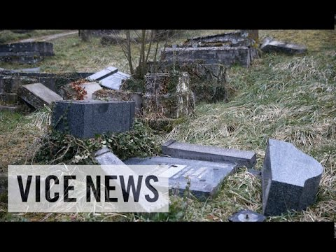 Hundreds of Jewish Graves Desecrated in France: VICE News Capsule, February 17