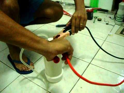 gerador de hidrogenio