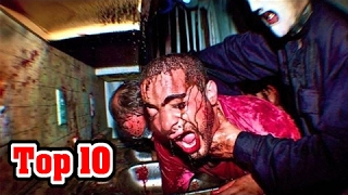 10 EXTREME Haunted Attractions That Take It TOO FAR!