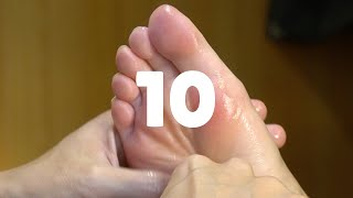 10 Minutes Reflexology | Quick Reflexology Only Soles