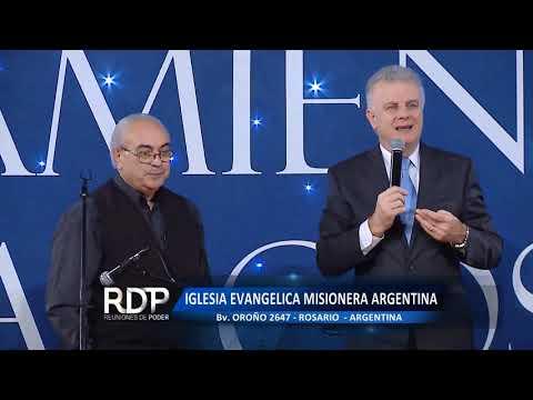 Trio Mar del Plata. Visita especial, Reuniones de poder 02.06.2013