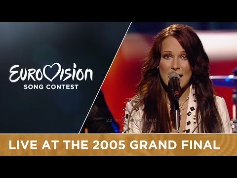 Vanilla Ninja - Cool Vibes (Switzerland) Live - Eurovision Song Contest 2005