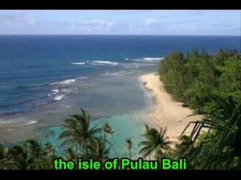 Pulau Bali Song 潘迪華 The Isle of Pulau Bali