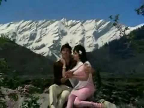 Song: Neele Gagan Ke Tale Film: Hamraaz (1967) with Sinhala...