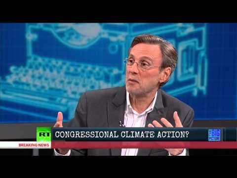 Climate Change - Will New York Go Underwater?