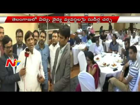 Telangana 2nd Formation Day Celebrations under TeNA in New Jersey | US Video | NTV