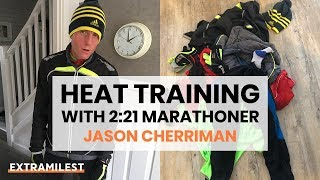 How to Train for Running in the Heat