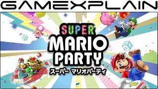 Super Mario Party - Overview Trailer (Nintendo Switch - JP)