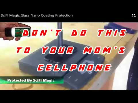 #1 SciFi Magic Cell Phone Protection Review