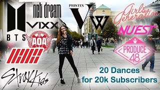 KPOP DANCE IN PUBLIC 9 [20K Special] ll United Lifestyle