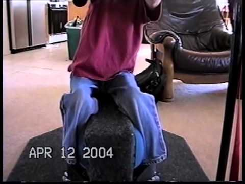 special needs/cerebral palsy therapy sit to stand Effective device