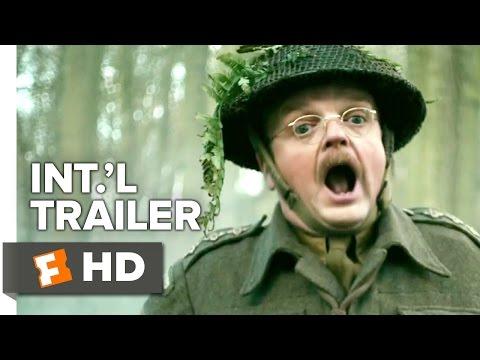 Dad's Army Official UK Teaser Trailer (2015) - Toby Jones, Catherine Zeta-Jones War Comedy HD