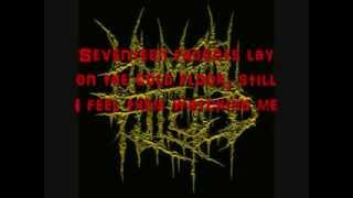 Human Filleted- Sanded Faceless (Lyrics)