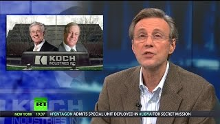 Are the Koch Prison Reforms Only Helping Executive & White Collar Crimes?